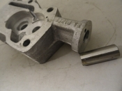 OIL PUMP IDLER SHAFT