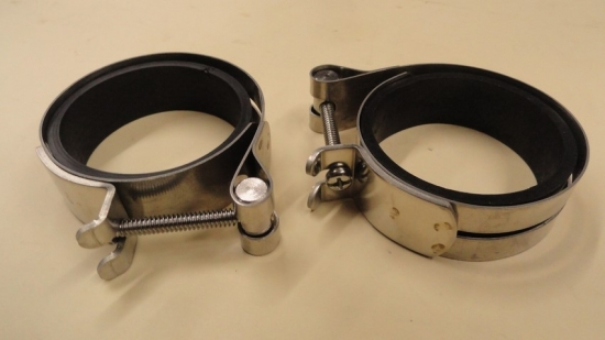 INTAKE CLAMPS