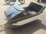 SNOWMOBILE TOTER