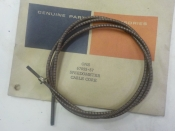 "PANHEAD ""NEW OLD STOCK"" INNER SPEEDOMETER CABLE CORE #67055-57"