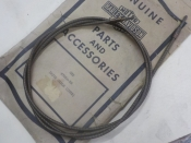 """SERVICAR """"NEW OLD STOCK"""" 1938 to 56 SPEEDOMETER INNER CABLE #67056-38"""