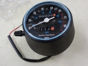 "SPORTSTER & FXR ""NEW OLD STOCK"" SPEEDOMETER #67043-74-B"