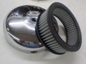 "PANHEAD SHOVELHEAD SPORTSTER SERVI-CAR ""NEW REPO"" AIR FILTER #29036-56"