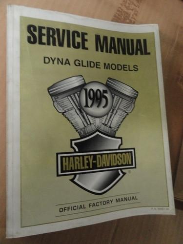DYNAGLIDE SERVICE MANUAL