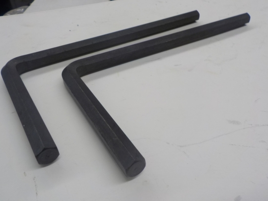 (2) WHEEL LUG WRENCH