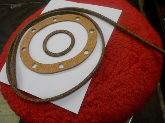 "PANHEAD KNUCKLEHEAD ""NEW"" PRIMARY GASKET #60540-36K"