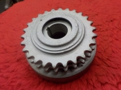 "45-WL ""GOOD USED'' CUSHION MOTOR SPROCKET #2030-29"