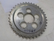 SPORTSTER - NEW OLD STOCK - REAR SPROCKET 38 TOOTH #41471-61P
