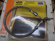 "SUPERGLIDE SOFT TAIL FLHS ""NEW"" REAR STAINLESS STEEL BRAKE LINE #41033-82"