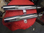 "FLSTF, FLSTN ""NEW"" 1995 & 99 TAPERED MUFFLERS  DS-202129"