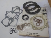 "SHOVELHEAD ""NEW"" 1966 TO 78 TOP END GASKET SET #17034-66"
