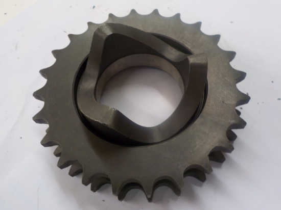 "FLH - FX ""NEW REPRO"" 24 TOOTH COMPENSATING SPROCKET #40275-70"