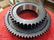 "FL FLH FX ""NEW"" 1970 TO 84 CLUTCH SHELL & SPROCKET #37702-70A"