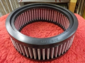"PANHEAD- SHOVELHEAD EVOLUTION ""NEW"" S&S SHORTY E AIR FILTER #12-81512"
