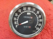 "FL FLH FX ""NEW REPO"" 1 to 1 SPEEDOMETER #67004-68C"