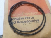 "AERMACCHI SX175 SX250 ""NEW OLD STOCK IN PKG"" INNER SPEEDOMETER CABLE #67015-74P"