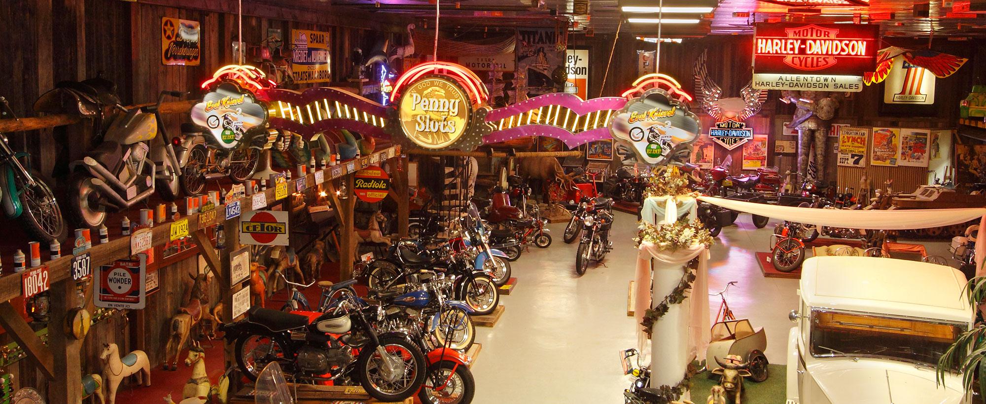 Bills Custom Cycles - Original and Reproduction Motorcycle